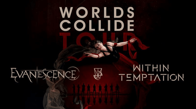 Evanescence & Within Temptation: Worlds Collide Tour