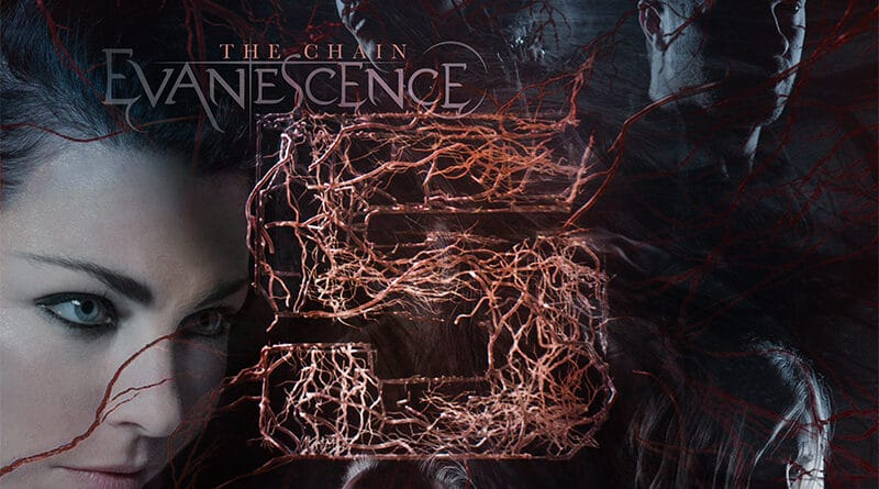 Evanescence'dan Yeni Cover: The Chain